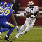 Ben Garland, Raheem Mostert, likely headed to the injured reserve list for San Francisco 49ers