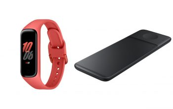 Samsung's new Galaxy Fit 2 and Trio wireless charger are now available for purchase