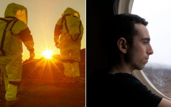 How six scientists survived 'living on Mars' for a year