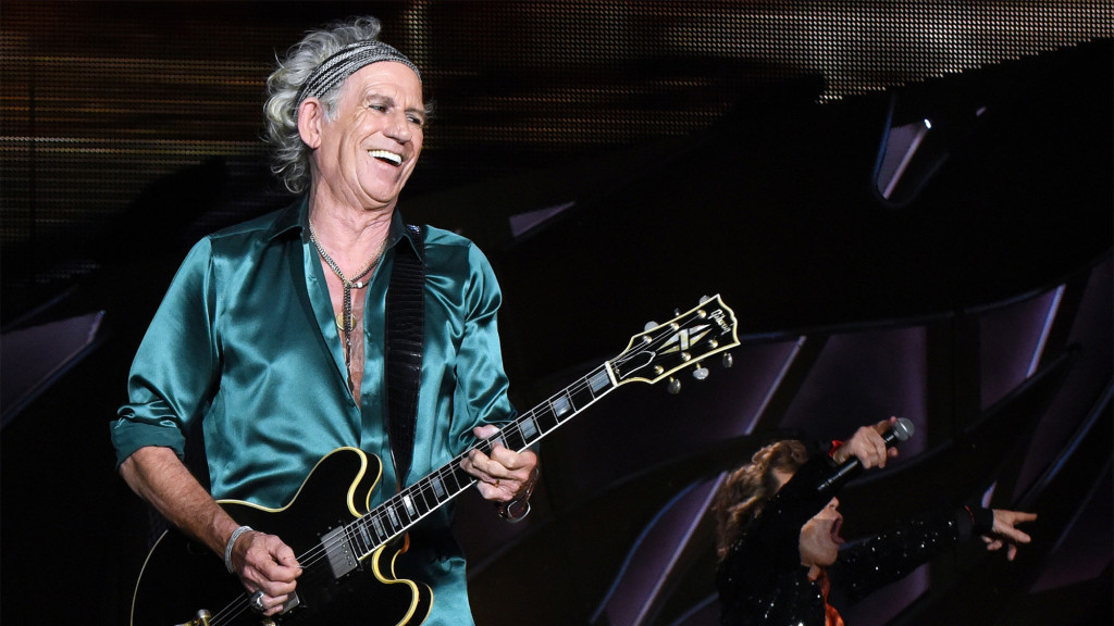 Keith Richards: How much does the famous musician earn?
